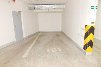Pronájem, Garážové stání, 15m² - Praha - Zličín, Ev.č.: 00375