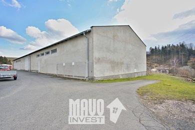 Prodej, Sklady, 2037m² - Zruč nad Sázavou - Nesměřice, Ev.č.: 00395