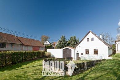 Prodej, Chalupa, 224m² - Buřenice - Radějov, Ev.č.: 00405