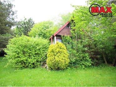 Prodej chaty 52m2 + 17m2 s pozemkem 2527m2, Žlebské Chvalovice (okr.Chrudim)