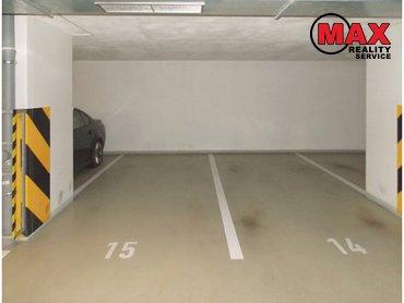 Pronájem garážového stání 26 m² ulice Drahobejlova, Praha 9 - Libeň  1.750,- Kč za měsíc