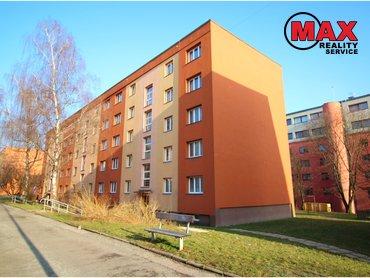 Pronájem bytu 2+1, 52 m², Na vrcholu ul., Praha 3 – Žižkov