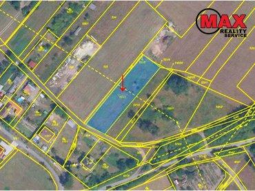 Prodej pozemku 4760 m²   Vehlovice, Mělník