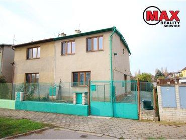 Rodinný dům 4+KK, 100m2, Praha 10 - Uhříněves, pozemek 337m2