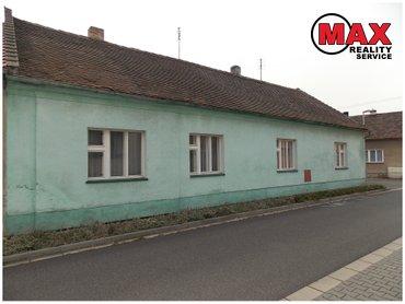Prodej rodinného domu 122 m², pozemek 472 m²  ulice Kmochova, Velký Osek - část obce Velký Osek