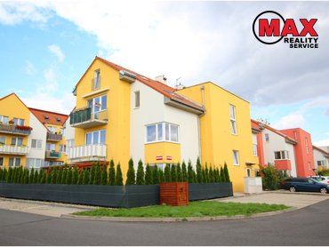 Byt 3+kk, 59m2, + 4m2 balkon, OV, Smetanova ul., Jinočany (Praha-západ)