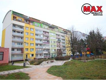 Byt 3+kk, 76,55m2, Malkovského ul., Praha 9 – Letňany