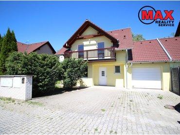 Rodinný dům 4+1, 113m2, Horoušany (Praha-východ), pozemek 479m2