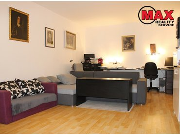 Prodej bytu 1+1 48 m², Trytova, Praha 9 - Černý Most