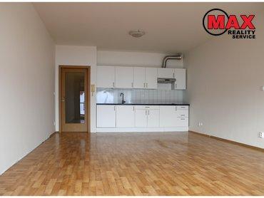 Pronájem bytu 1+kk, 43 m² - Drahobejlova, Praha 9 - Libeň