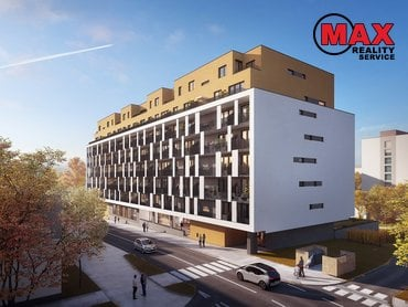 Pronájem bytu 1+kk, 40 m², Lehovecká ul., Praha 9 – Hloubětín