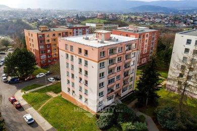 Pronájem, Bytu 2+1, 54,9m² - Ústí nad Labem - Severní Terasa, Ev.č.: 00020