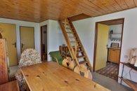 Obývací pokoj s jídelní koutem