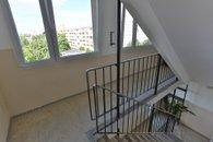 Pohled na schody