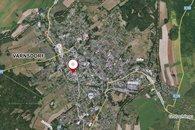 Mapa města