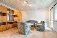 Obývací pokoj s lodžií