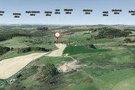 Mapa okolí Brtníky