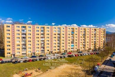Pronájem, bytu 2+kk Máchova, Stráž pod Ralskem, Ev.č.: 00032