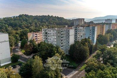 Podnájem, Byty 1+kk, 32m² - Ústí nad Labem - Krásné Březno, Ev.č.: 00036
