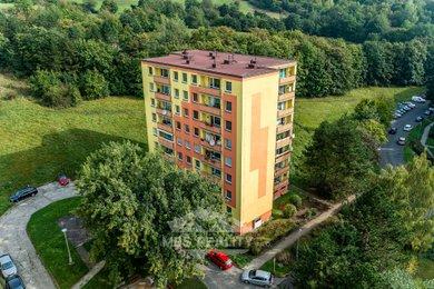 Podnájem, Byty 1+kk, 32m² - Ústí nad Labem - Krásné Březno, Ev.č.: 00037