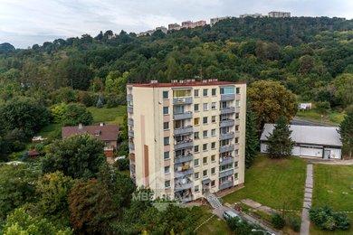 Podnájem, Byty 1+kk, 32m² - Ústí nad Labem - Krásné Březno, Ev.č.: 00038