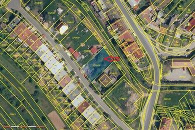 Prodej, Pozemky pro bydlení, 771m² - Jalubí, Ev.č.: 00035
