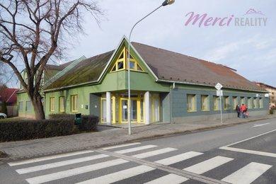 Pronájem, Kanceláře, 25m² - Veselí nad Moravou, Ev.č.: 00057