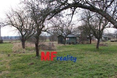 Prodej pozemku zahrady, 1 416m² - Nechanice
