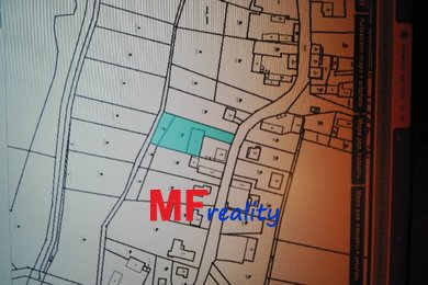 Prodej pozemku pro bydlení 1 627m²  Radostov, Ev.č.: 00064