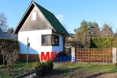 Prodej chaty s pozemkem 408m2 Hradec Králové - Nový Hradec Králové, Ev.č.: 00079