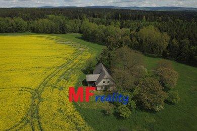 Prodej rodinného domu s pozemkem 14 284m² - Vamberk - Peklo nad Zdobnicí, Ev.č.: 00084