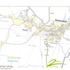 Prodej, orná půda, Chomutice, okres Jičín