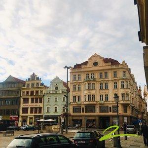 Pronájem, Obchodní prostory, 603 m² - Plzeň, Náměstí Republiky
