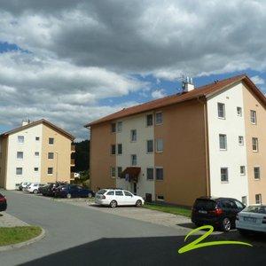Cihlový 3+kk s balkonem, 75 m2, Jižní Svahy, Vejprnice, okres Plzeň sever.