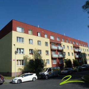 Pronájem zkrekonstruovaného bytu 2+1, 55 m2, Wolkerova ulice, Plzeň Slovany