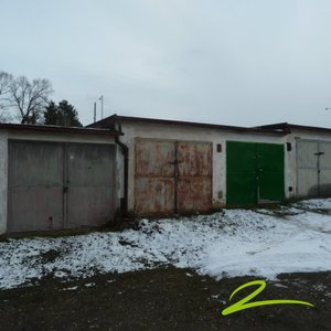 Prodej garáže, 18 m2, Plzeň Božkov