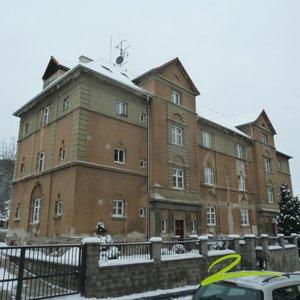 Prodej cihlového bytu 3+1, 113 m2, Na Spálence, Ústí nad Labem - Klíše.