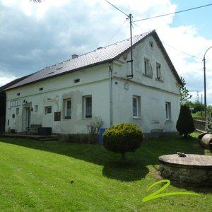 Prodej chalupy se stodolou, obec Třískolupy, okres Tachov.