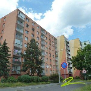 Prodej bytu 2+1 o výměře 60 m2, Komenského ulice, Plzeň.