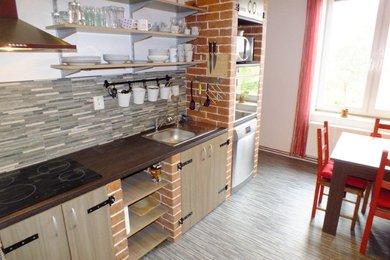 HRUŠOVANY NAD JEVIŠOVKOU - Pronájem bytu 2+1,81 m², Ev.č.: 01303