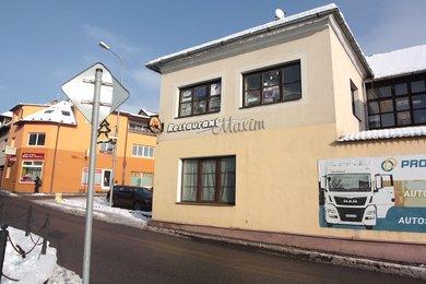 SVĚTLÁ NAD SÁZAVOU -pronájem restaurace, 150m², Ev.č.: 01508