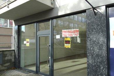 Znojmo - Pronájem Obchodního prostoru 88m² -, Ev.č.: 01524