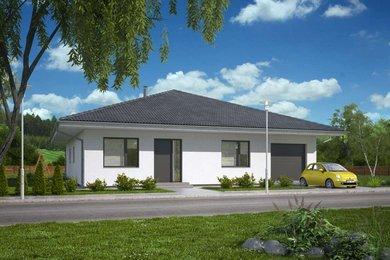 VRBOVEC - HNÍZDO - prodej novostavby rodinného domu,  4 + kk,   na pozemku 1072 m², Ev.č.: 01593