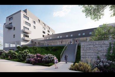 ZNOJMO - prodej nadstandardního bytu 4+kk, 134,44m² - Znojmo, Ev.č.: 01617