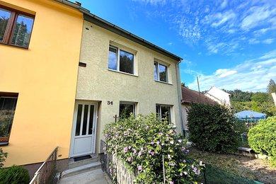 OSLAVANY - Pronájem rodinného domu 4+1,125  m², Ev.č.: 01684