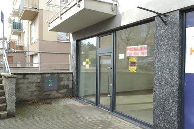 Znojmo - Pronájem Obchodního prostoru 88m² -, Ev.č.: 01717