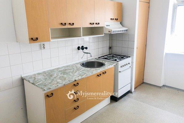Pronájem, cihlový byt, 1+1, 46 m² - ul. Alšova, Znojmo