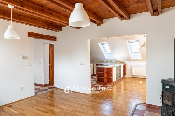 Pronájem, Byt 4+1, 98 m² - Šatov