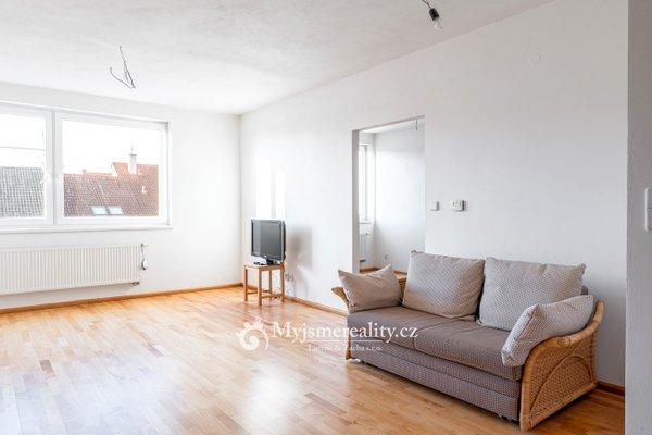Pronájem, Byt 2+kk, 50 m² - Znojmo, Jarošova