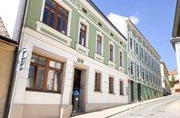 Pronájem, cihlový byt 1+kk, 43 m² - Znojmo ul. U Brány